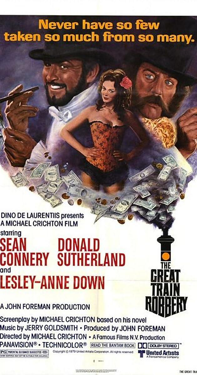 the great train robbery 1978   imdb
