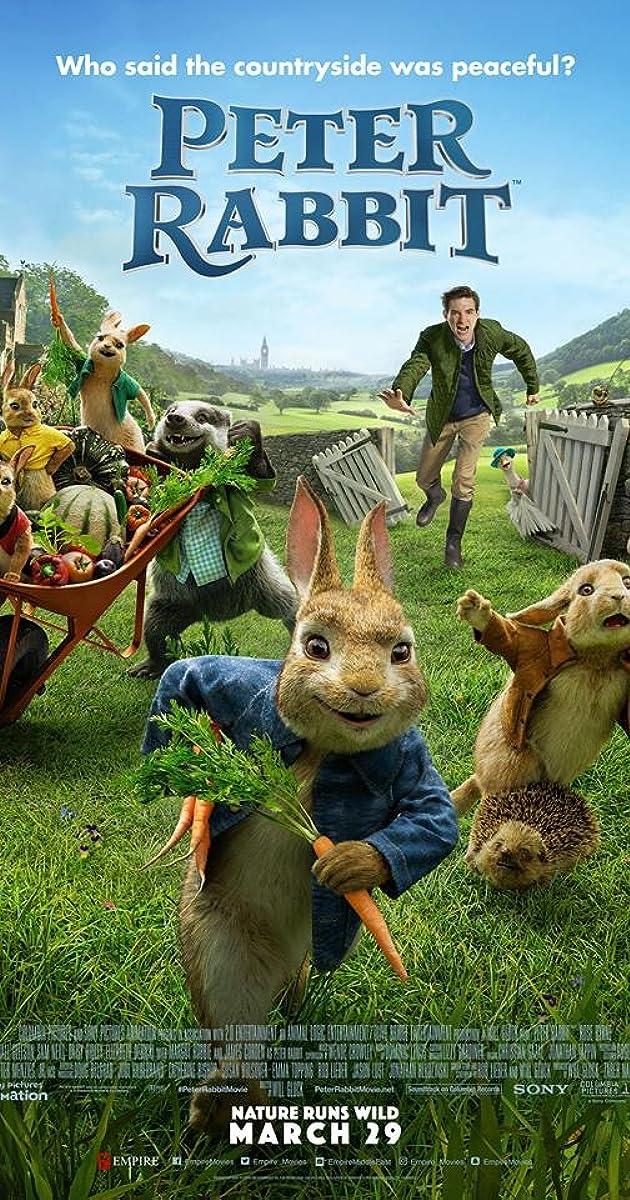 Triušis Piteris / Peter Rabbit (2018)
