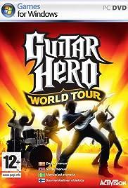 Guitar Hero World Tour Poster