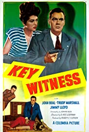 Key Witness Poster