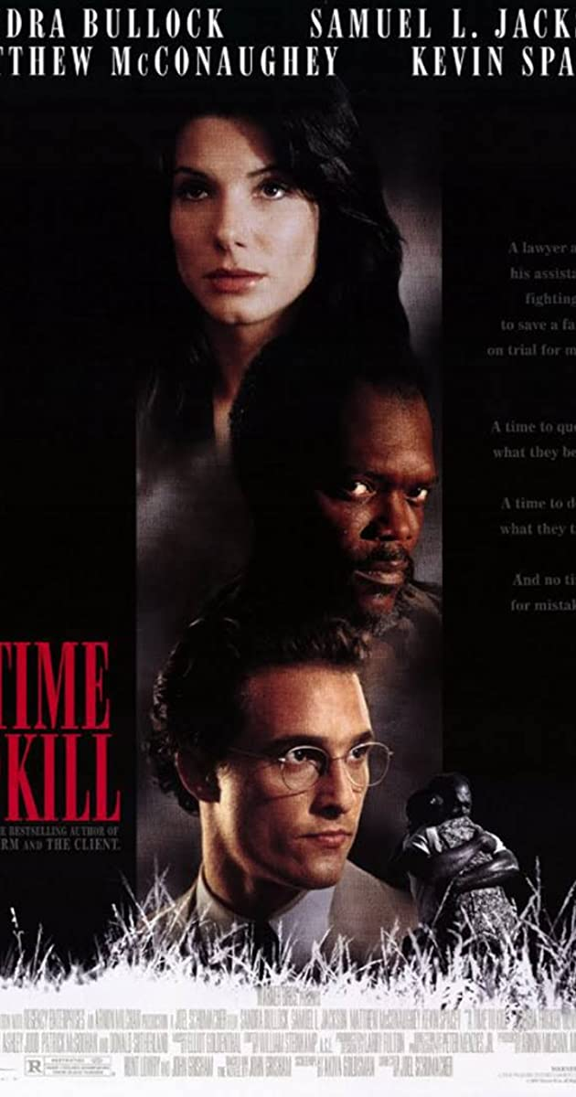 a time to kill 1996 imdb