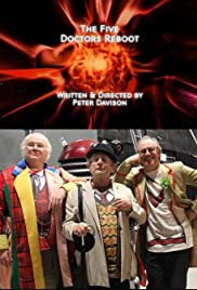 The Five(ish) Doctors Reboot Poster