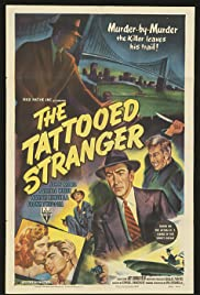The Tattooed Stranger(1950) Poster - Movie Forum, Cast, Reviews