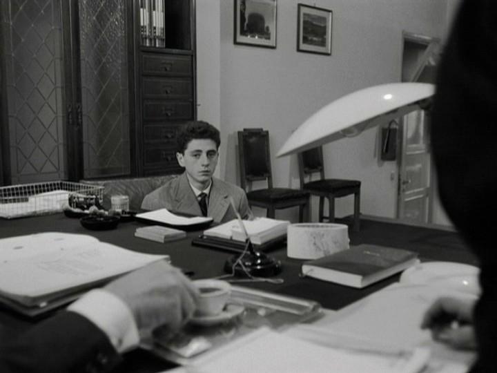 Sandro Panseri in Il posto (1961)