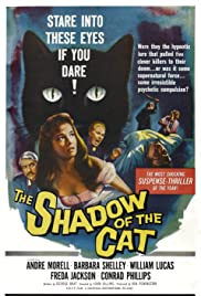 The Shadow of the Cat(1961) Poster - Movie Forum, Cast, Reviews