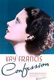 Confession Poster