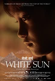 White Sun Poster
