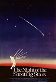 The Night of the Shooting Stars Poster