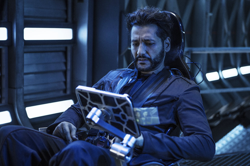 Cas Anvar in The Expanse (2015)