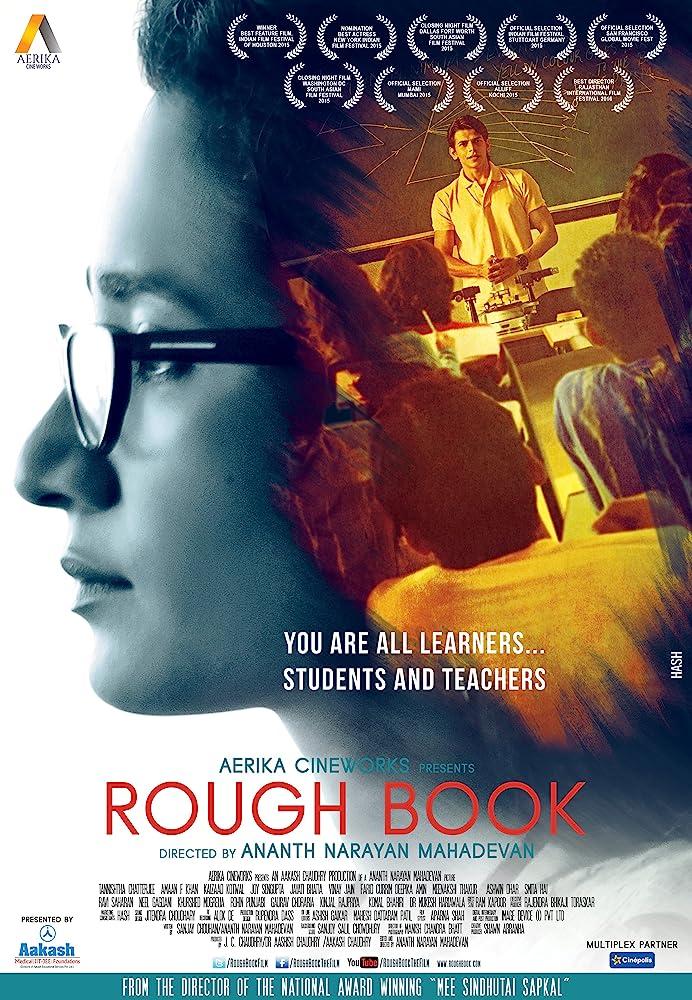 Rough Book (2016) Hindi 300MB HDRip 480p x264 ESubs