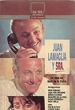 Juan Lamaglia y señora