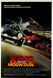 King of the Mountain Poster