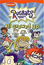 The Rugrats All Growed Up Poster