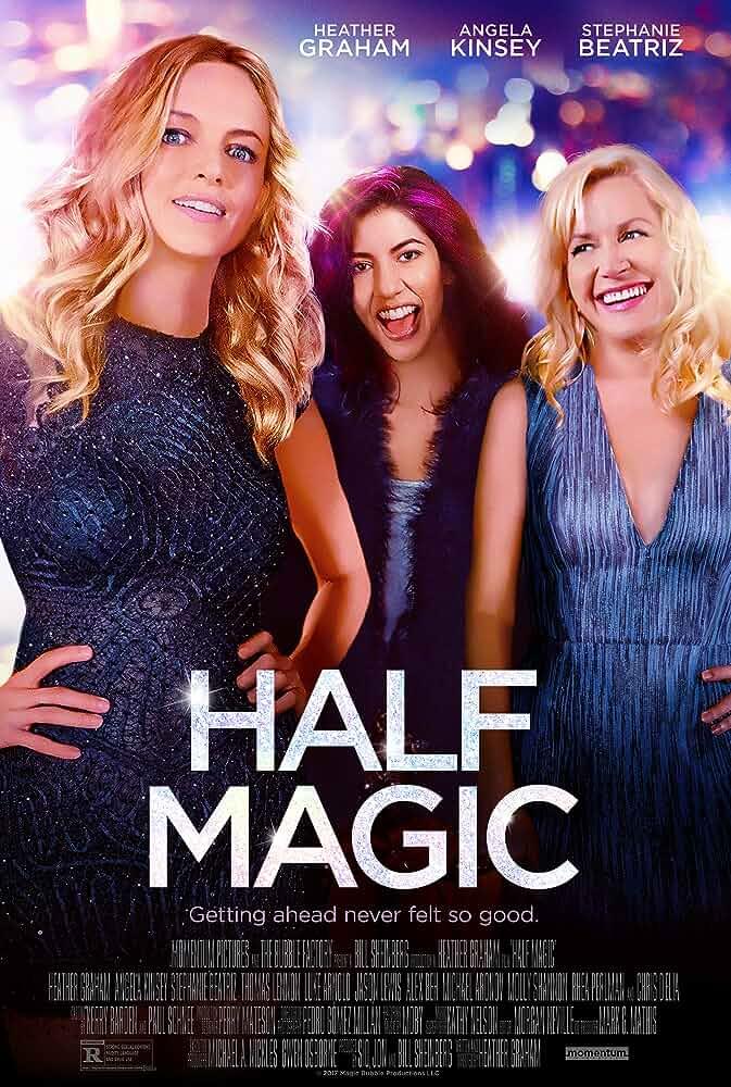Half Magic (2018) Full Movie Watch Online Free Download WEBRip 720p