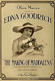 The Making of Maddalena Poster