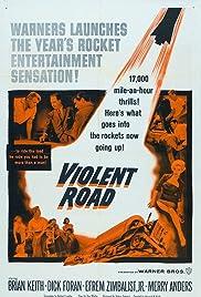 Violent Road Poster