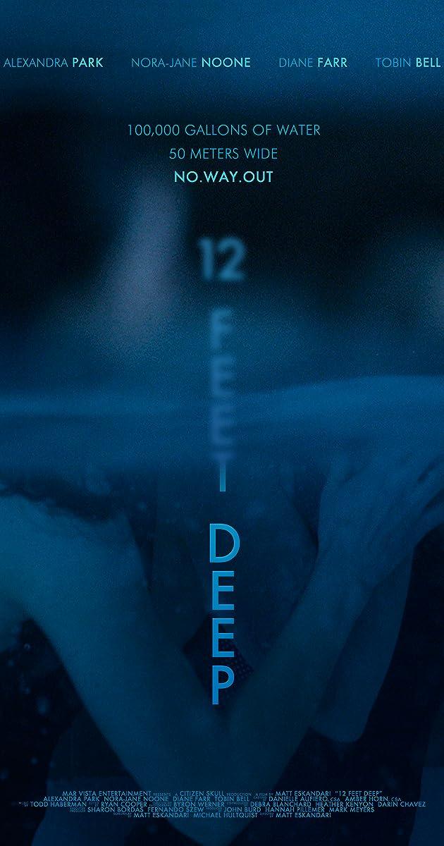 12 Feet Deep 2016 Imdb