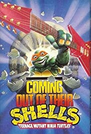 Teenage Mutant Ninja Turtles: Coming Out of Their Shells Tour Poster