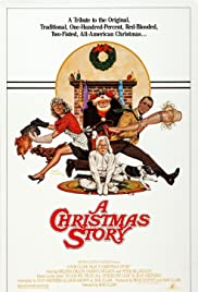 A Christmas Story Poster