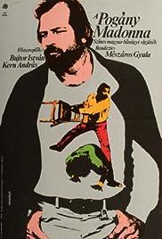 A pogány madonna Poster