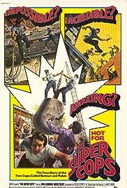 The Super Cops Poster