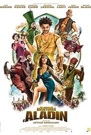 Les nouvelles aventures d'Aladin Poster