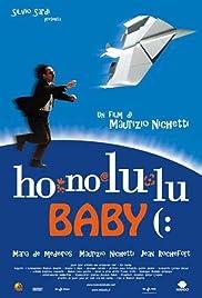 Honolulu Baby Poster