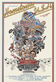 Hometown U.S.A. Poster