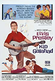 Kid Galahad (1962) Poster - Movie Forum, Cast, Reviews