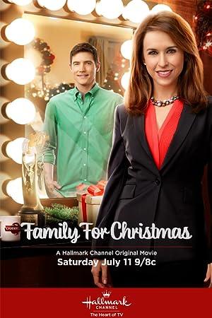Family for Christmas Poster