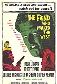 The Fiend Who Walked the West Poster