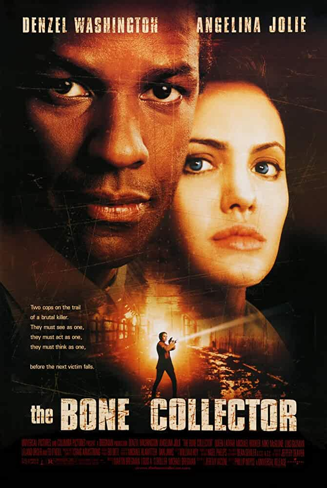 The Bone Collector (1999) 720p BrRip [HINDI, ENG]