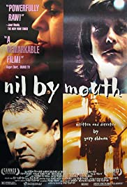 Nil by Mouth Poster