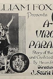 A Virgin Paradise Poster