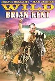 Wild Brian Kent Poster