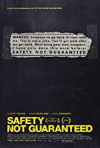 Primary image for Safety Not Guaranteed