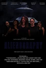 Alienography Poster