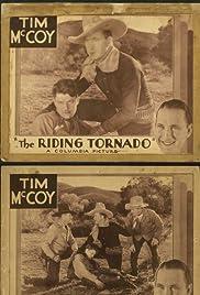 The Riding Tornado Poster