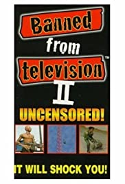 Banned from Television II Poster
