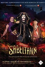 Kaptein Sabeltann og jakten på den magiske diamant Poster