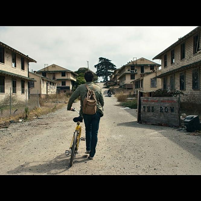 Heston Horwin in Rock Steady Row (2018)