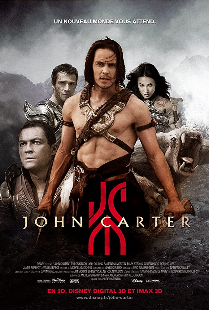 John Carter (2012) Hindi Dubbed Movie