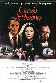 Le cercle des passions Poster