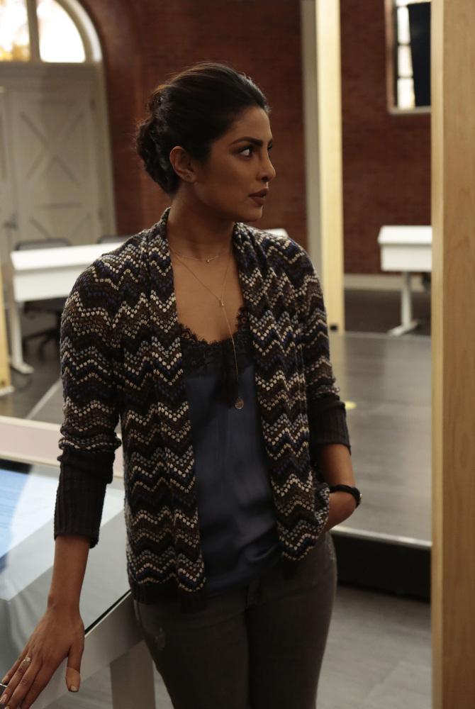 Quantico: ZRTORCH | Season 2 | Episode 11