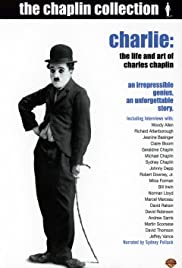 Charlie: The Life and Art of Charles Chaplin Poster
