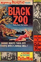 Black Zoo (1963) Poster