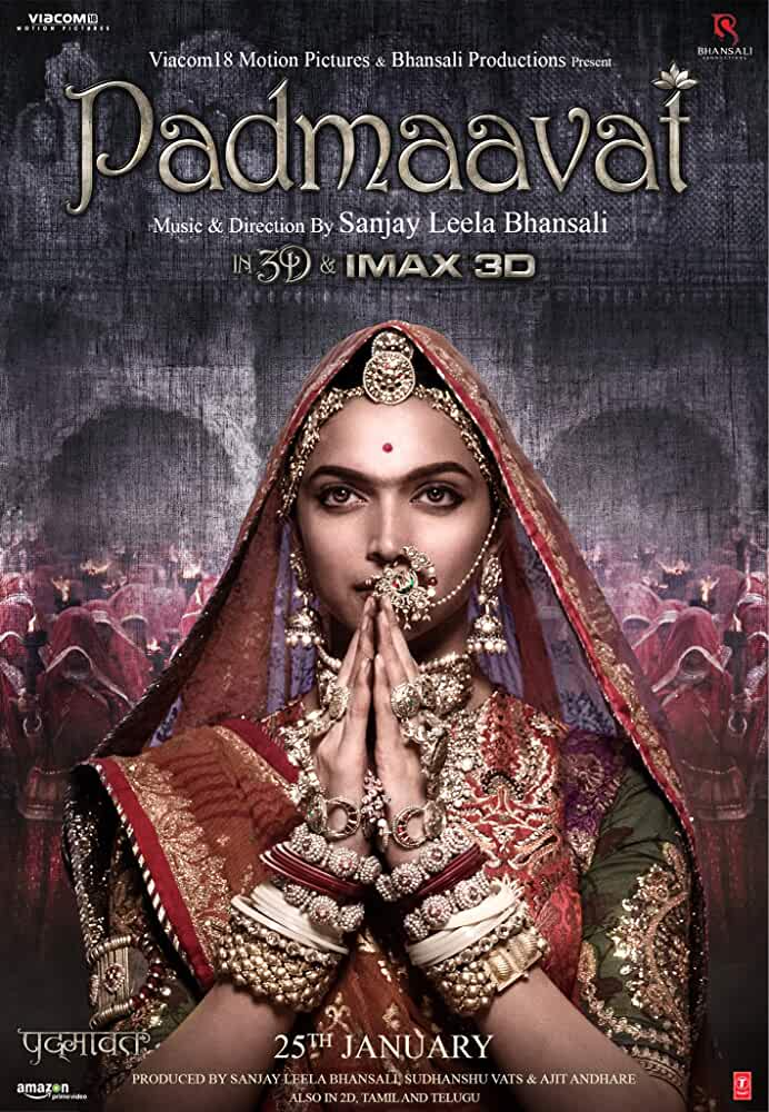 Padmaavat 2018 Hindi Full Movie 720p HDRip Online Free Download