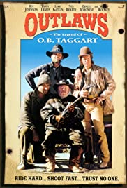 Outlaws: The Legend of O.B. Taggart Poster