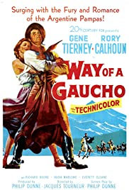 Way of a Gaucho Poster