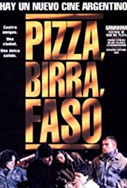 Pizza, Beer, and Cigarettes Poster